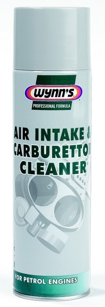 AIR INTKATE AND CARBURATOR CLEANER - čistič sání karburátoru